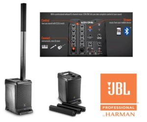 Sonorisation compact JBL - EON ONE